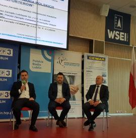 """Podsumowanie Forum Eksportu 2019 """"Czynniki determinujące intensyfikację polskiego eksportu"""""""